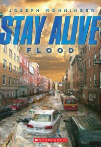 stay alive #4 cover